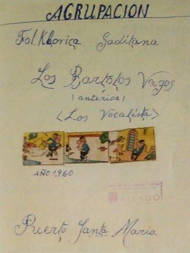 Boceto - Los Bartolos Vagos