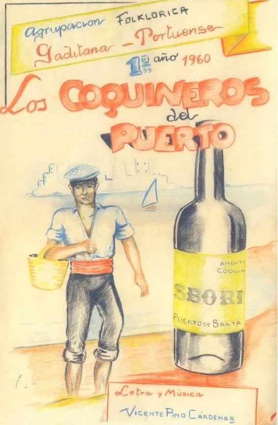 Los Coquineros de Puerto - Boceto