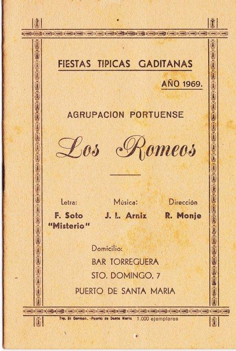 Los Romeos - Cancionero