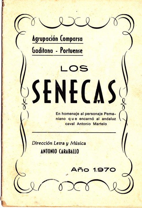 Los Sénecas - Cancionero