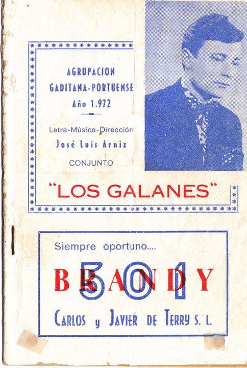 Los Galanes - Cancionero