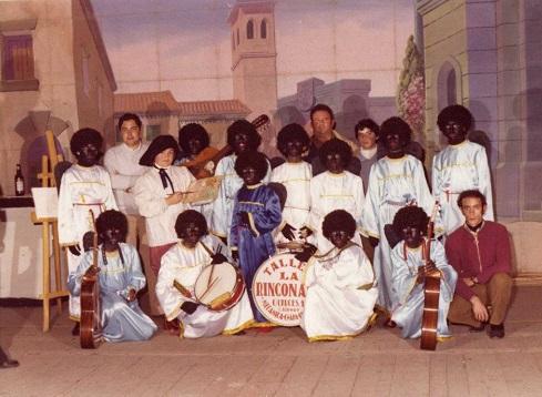Ángelitos Negros