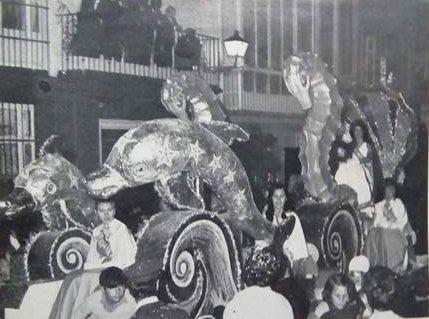 Carrozas de las Coquineras 1982