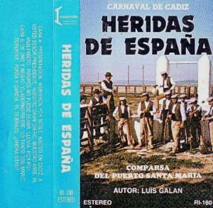 1982 - Heridas de España