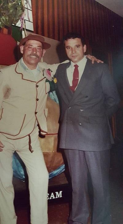 Chotis - Vicente Bernal Gallego y José Luis