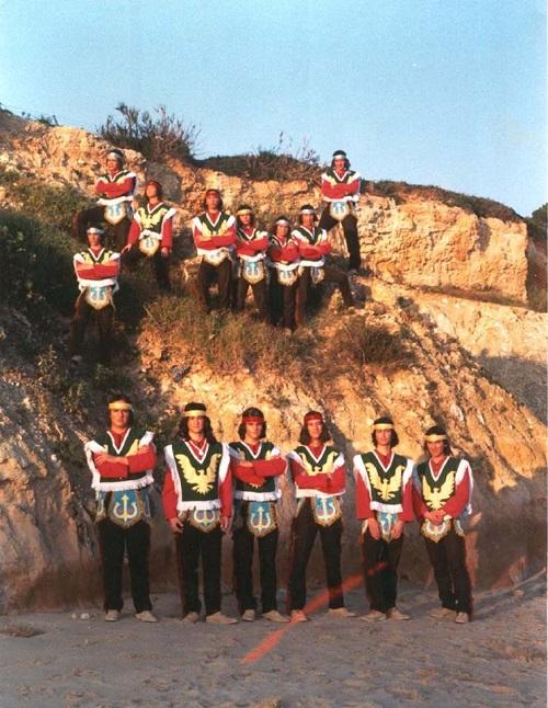 1984.- Indios - 1