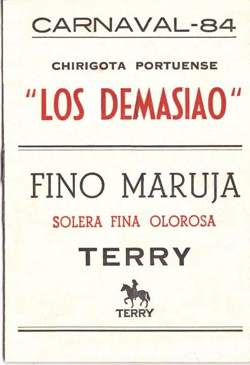 Los Demasiao - Cancionero