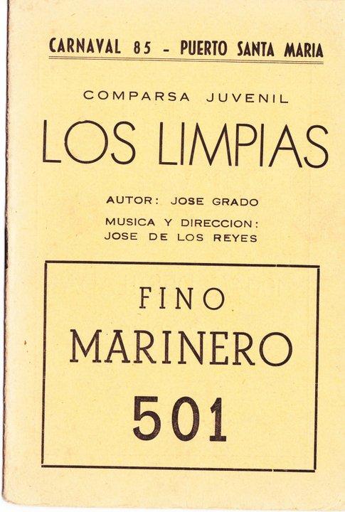 Los Limpias - Cancionero