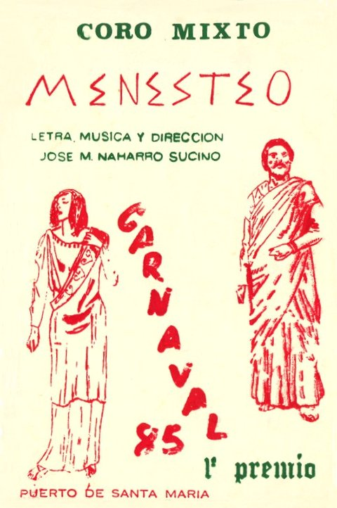 Menesteo - Cancionero