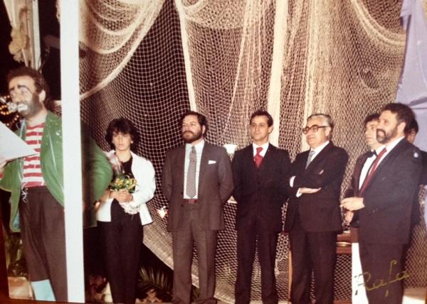 1985.- Pregón de Antonio Martin