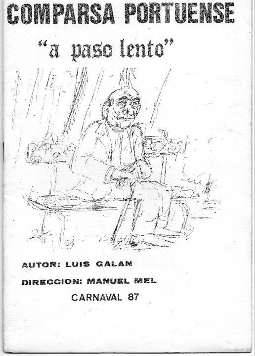 A Paso Lento - Cancionero