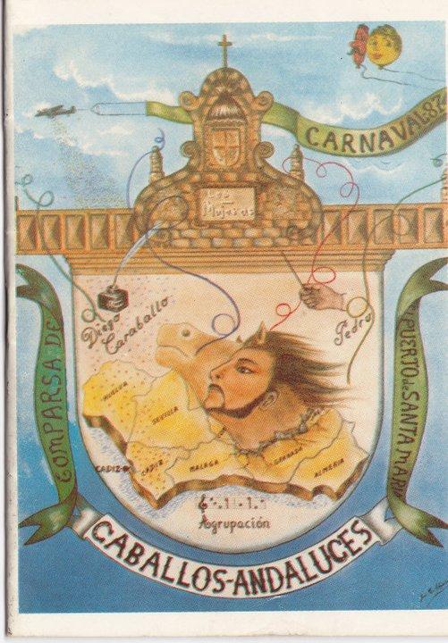 Los Caballos Andaluces - Cancionero