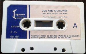 Con aire aragonés - Cassette A