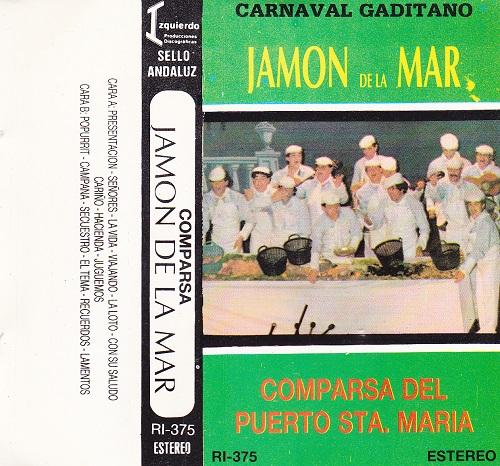 Jamón de la mar - Carátula Cassette