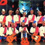 1988.- Maharajahs – Diego Caraballo Blanco
