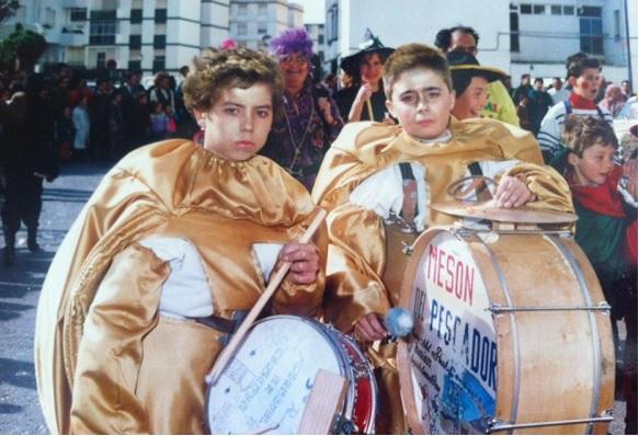 Carnaval en conserva - Kike (Bombo) - Salvi (Caja)