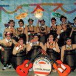 1991.- La Diosa Fortuna y nosotros Ducados – José Luis Güelfo Mora