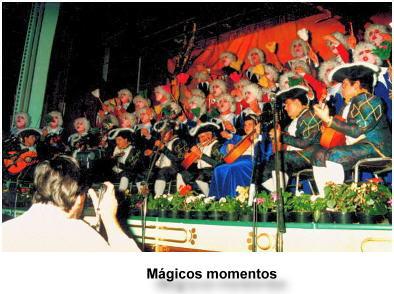 Mágicos Momentos