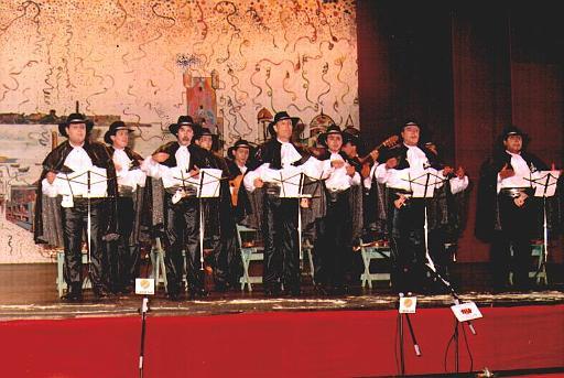 El Fantasma de la Opera - Teatro Falla