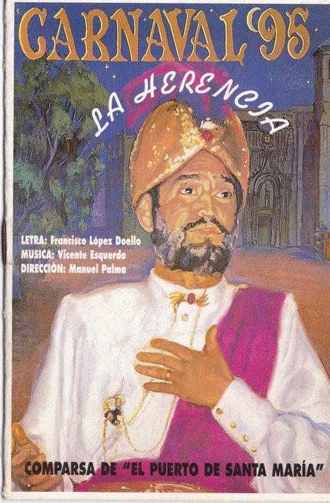 La Herencia - Cancionero