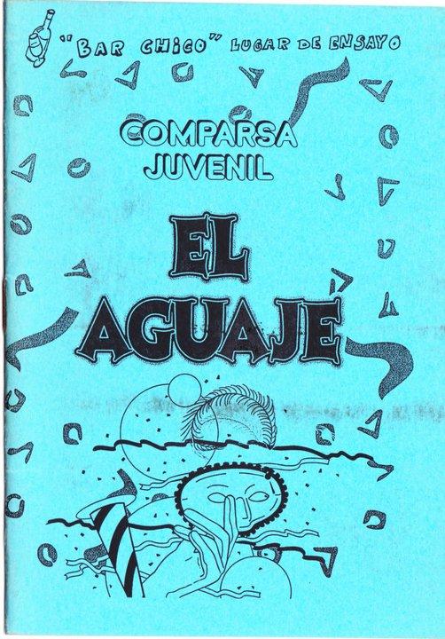 El Aguaje - Cancionero