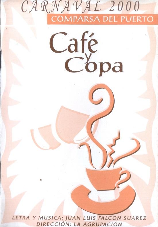Café y Copas - Cancionero