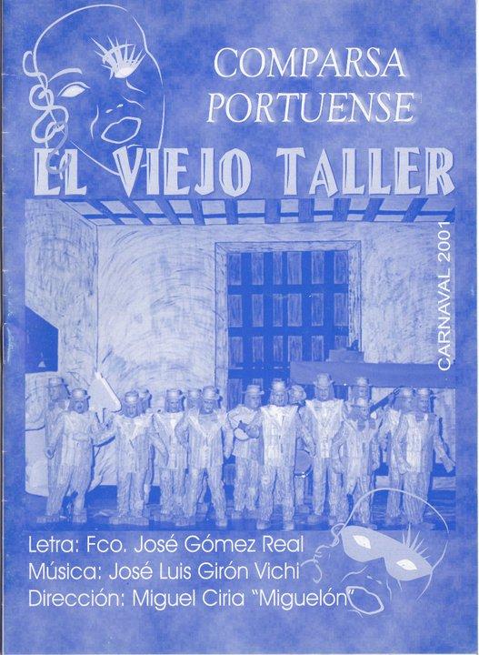 El Viejo Taller - Cancionero