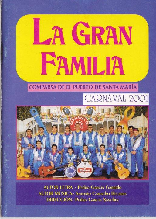 La Familia - Cancionero
