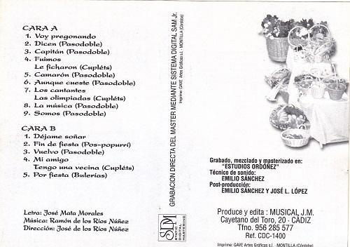 La Plaza Las Canastas - Interior Cassette