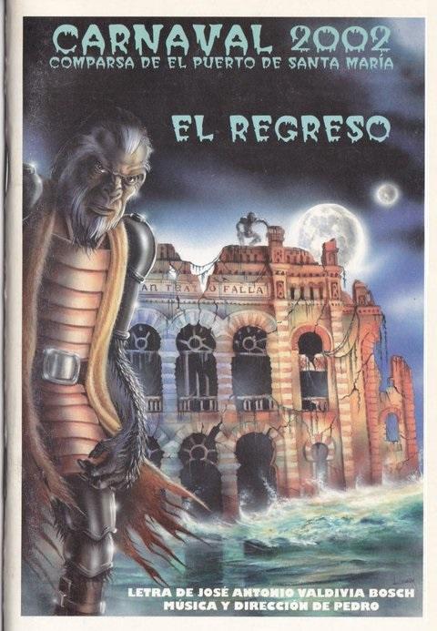El Regreso - Cancionero