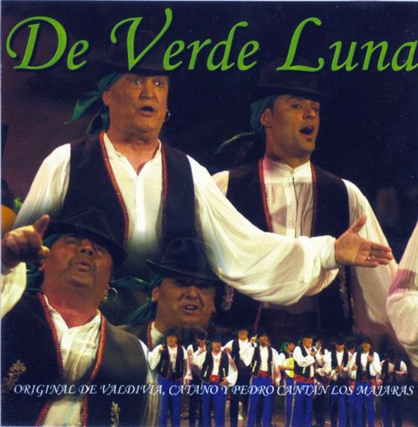 CD de De verde Luna