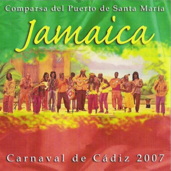 Jamaica - Portada CD