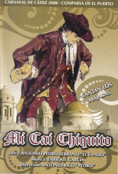 Mi Cai Chiquito - Cancionero