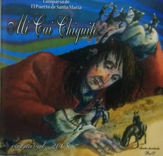 Mi Cai Chiquito - Portada CD