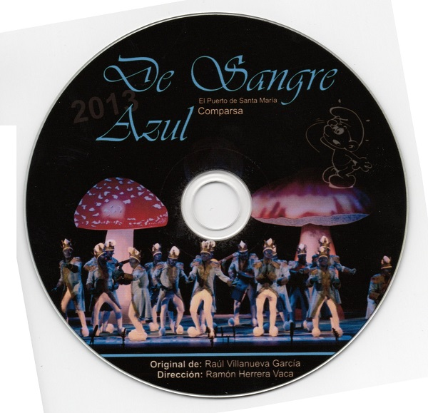 De Sangre Azul - CD