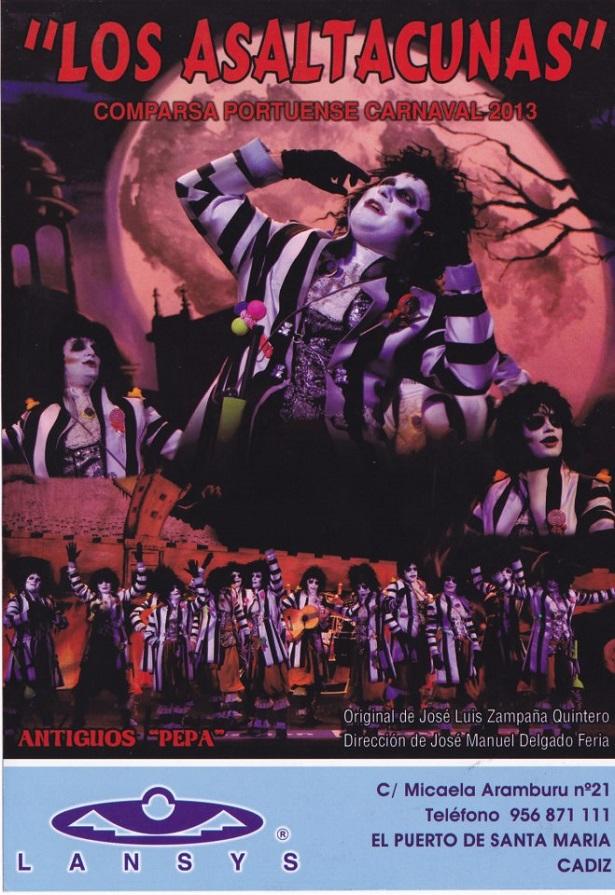 Los Asaltacunas - Cancionero