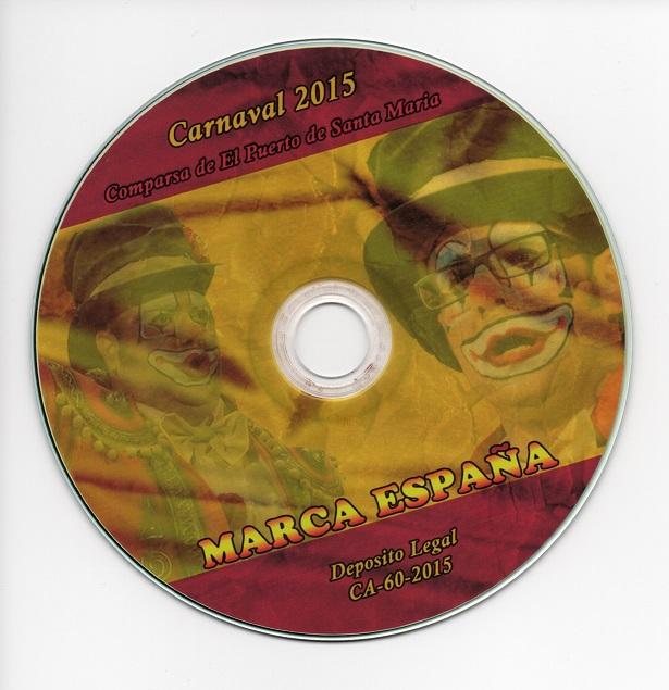 Marca España - CD