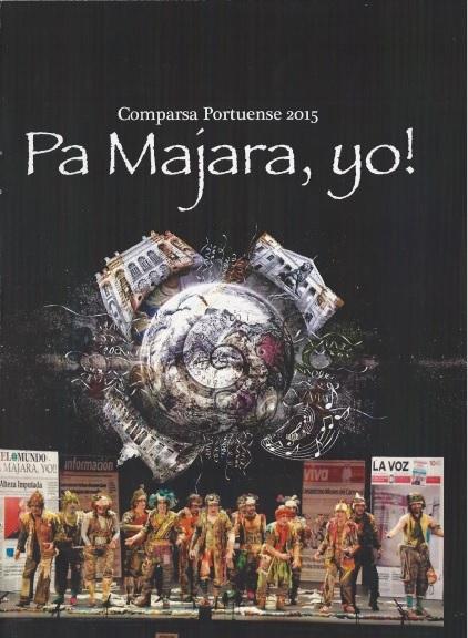 Pa Majara Yo - Portada de Cancionero