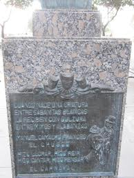 Monumento a El Chusco en Chipiona