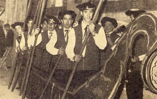 1966 - Los Gondoleros de Venecia - 1