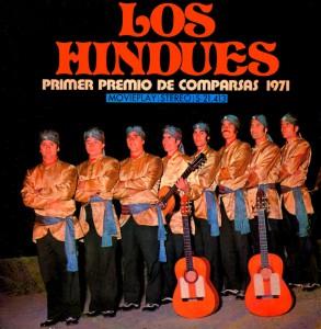 Disco de Los Hindúes