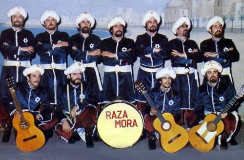 Raza Mora