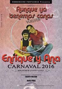 Aunque ya tenemos canas, vuelven Enrique y Ana