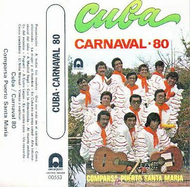 Cuba - Carátula