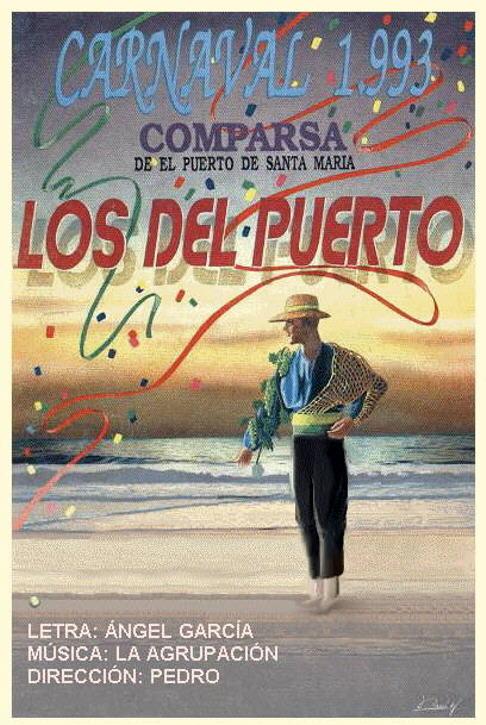 Los del Puerto - Cancionero