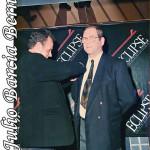 1993.- XI Vapor de Oro – Julio Barcia Bernal