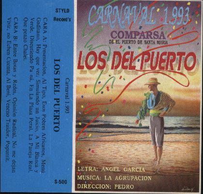 Los del Puerto (Carátula)
