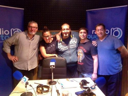 Pomares, Melisa Rivas, Antonio Muñoz Hiniesta, Manu Bernabé, Antonio Gravan