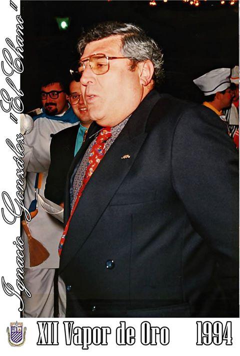 XII Vapor de Oro - Ignacio González Domínguez
