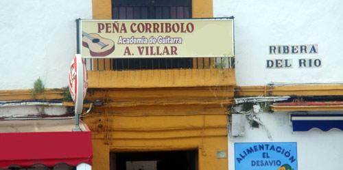 Peña El Corribolo